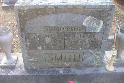 SMITH, DE ANNE - Scott County, Arkansas | DE ANNE SMITH - Arkansas Gravestone Photos
