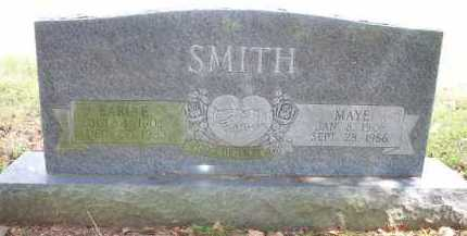 SMITH, MAYE - Scott County, Arkansas | MAYE SMITH - Arkansas Gravestone Photos