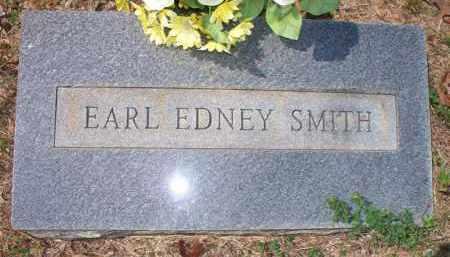 SMITH, EARL EDNEY - Scott County, Arkansas | EARL EDNEY SMITH - Arkansas Gravestone Photos