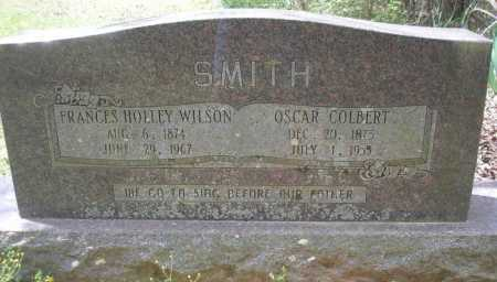SMITH, OSCAR COLBERT - Scott County, Arkansas | OSCAR COLBERT SMITH - Arkansas Gravestone Photos
