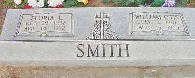 SMITH, FLORIA L - Scott County, Arkansas | FLORIA L SMITH - Arkansas Gravestone Photos