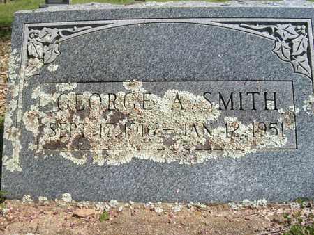 SMITH, GEORGE A - Scott County, Arkansas | GEORGE A SMITH - Arkansas Gravestone Photos