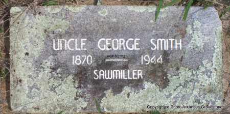 SMITH, GEORGE - Scott County, Arkansas | GEORGE SMITH - Arkansas Gravestone Photos