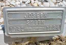 SMITH, JOSEPH - Scott County, Arkansas | JOSEPH SMITH - Arkansas Gravestone Photos