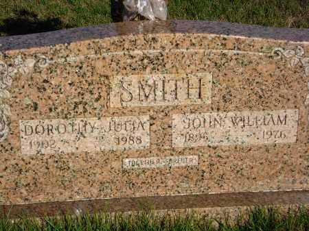 SMITH, JOHN WILLIAM - Scott County, Arkansas | JOHN WILLIAM SMITH - Arkansas Gravestone Photos