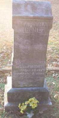 SMITH, MARTHA IRENE - Scott County, Arkansas | MARTHA IRENE SMITH - Arkansas Gravestone Photos
