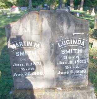 SMITH, MARTIN M - Scott County, Arkansas | MARTIN M SMITH - Arkansas Gravestone Photos
