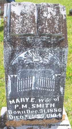 SMITH, MARY E - Scott County, Arkansas | MARY E SMITH - Arkansas Gravestone Photos