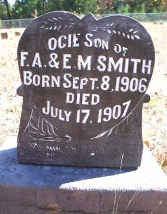 SMITH, OCIE - Scott County, Arkansas | OCIE SMITH - Arkansas Gravestone Photos