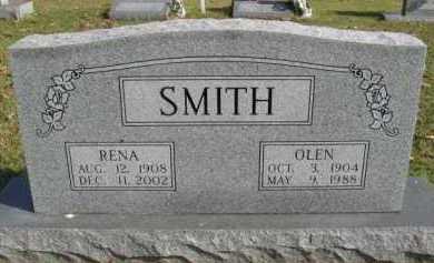 SMITH, OLEN - Scott County, Arkansas | OLEN SMITH - Arkansas Gravestone Photos
