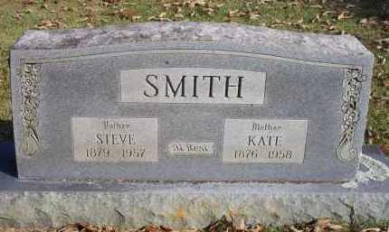 SMITH, STEVE - Scott County, Arkansas | STEVE SMITH - Arkansas Gravestone Photos