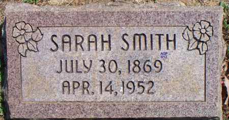 SMITH, SARAH - Scott County, Arkansas | SARAH SMITH - Arkansas Gravestone Photos