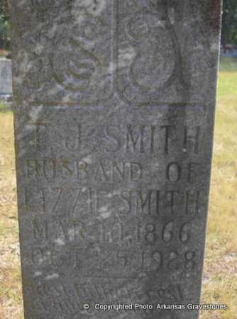 SMITH, T J - Scott County, Arkansas | T J SMITH - Arkansas Gravestone Photos