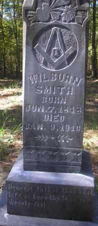 SMITH, WILBURN - Scott County, Arkansas | WILBURN SMITH - Arkansas Gravestone Photos