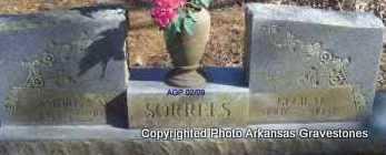 SORRELS, AMORITA M - Scott County, Arkansas   AMORITA M SORRELS - Arkansas Gravestone Photos