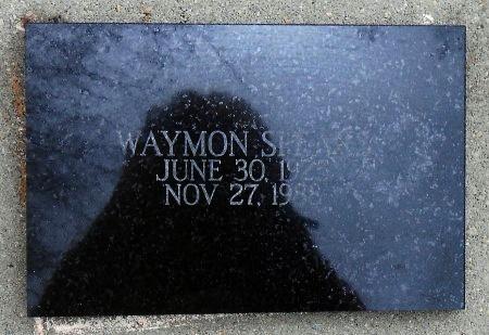 SPEAKS, WAYMON - Scott County, Arkansas | WAYMON SPEAKS - Arkansas Gravestone Photos
