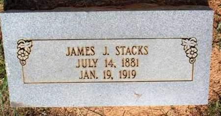 STACKS, JAMES J - Scott County, Arkansas | JAMES J STACKS - Arkansas Gravestone Photos