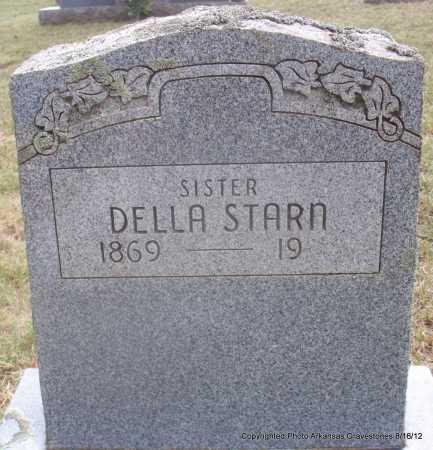 STARN, DELLA - Scott County, Arkansas   DELLA STARN - Arkansas Gravestone Photos