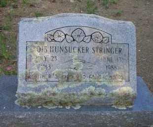 STRINGER, LOIS - Scott County, Arkansas | LOIS STRINGER - Arkansas Gravestone Photos