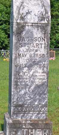 STUART, JACKSON - Scott County, Arkansas   JACKSON STUART - Arkansas Gravestone Photos
