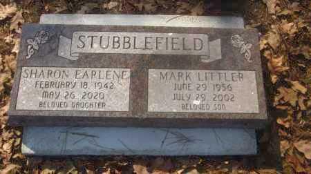 STUBBLEFIELD, MARK LITTLER - Scott County, Arkansas | MARK LITTLER STUBBLEFIELD - Arkansas Gravestone Photos