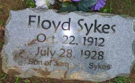 SYKES, FLOYD - Scott County, Arkansas | FLOYD SYKES - Arkansas Gravestone Photos