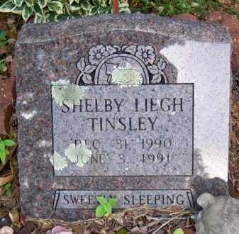 TINSLEY, SHELBY LIEGH - Scott County, Arkansas | SHELBY LIEGH TINSLEY - Arkansas Gravestone Photos
