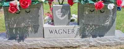 WAGNER, LESTER B - Scott County, Arkansas | LESTER B WAGNER - Arkansas Gravestone Photos