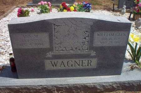 WAGNER, WILLIAM GLEN - Scott County, Arkansas | WILLIAM GLEN WAGNER - Arkansas Gravestone Photos