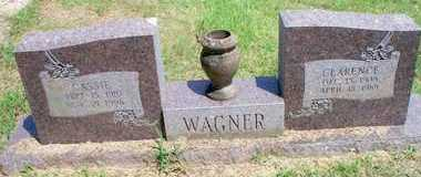 WAGNER, CLARENCE - Scott County, Arkansas | CLARENCE WAGNER - Arkansas Gravestone Photos