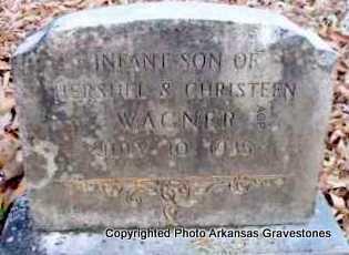 WAGNER, INFANT SON - Scott County, Arkansas | INFANT SON WAGNER - Arkansas Gravestone Photos