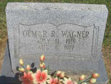WAGNER, OLMAR R - Scott County, Arkansas   OLMAR R WAGNER - Arkansas Gravestone Photos
