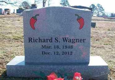 WAGNER, RICHARD S - Scott County, Arkansas   RICHARD S WAGNER - Arkansas Gravestone Photos