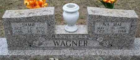 WAGNER, IVA MAE - Scott County, Arkansas | IVA MAE WAGNER - Arkansas Gravestone Photos