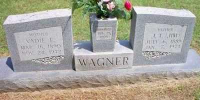WAGNER, J T  (JIM) - Scott County, Arkansas | J T  (JIM) WAGNER - Arkansas Gravestone Photos