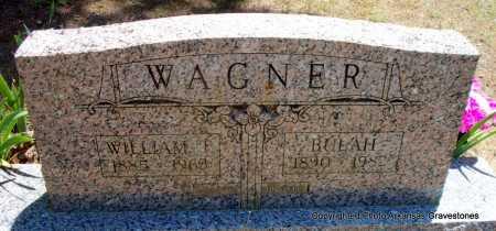 WAGNER, WILLIAM - Scott County, Arkansas   WILLIAM WAGNER - Arkansas Gravestone Photos