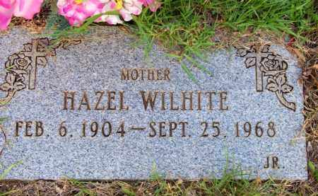 WILHITE, HAZEL - Scott County, Arkansas | HAZEL WILHITE - Arkansas Gravestone Photos
