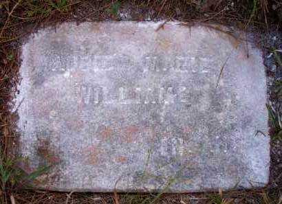 WILLIAMS, ADDIE MARIE - Scott County, Arkansas | ADDIE MARIE WILLIAMS - Arkansas Gravestone Photos