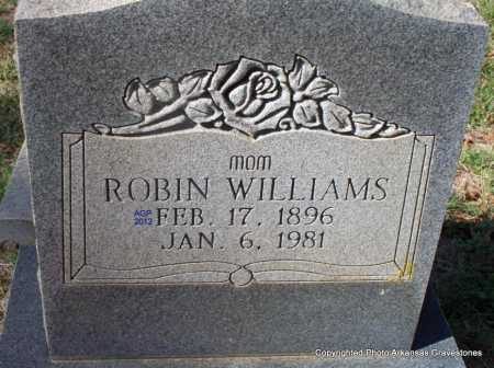 WILLIAMS, ROBIN - Scott County, Arkansas | ROBIN WILLIAMS - Arkansas Gravestone Photos