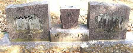 WILSON, H LESTER - Scott County, Arkansas | H LESTER WILSON - Arkansas Gravestone Photos
