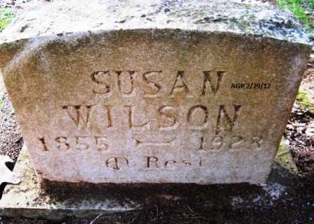 WILSON, SUSAN - Scott County, Arkansas | SUSAN WILSON - Arkansas Gravestone Photos