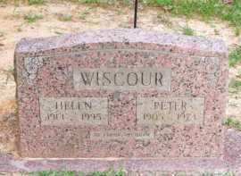 WISCOUR, PETER - Scott County, Arkansas | PETER WISCOUR - Arkansas Gravestone Photos