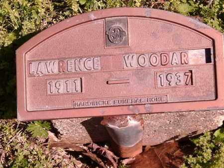 WOODARD, LAWRENCE - Scott County, Arkansas   LAWRENCE WOODARD - Arkansas Gravestone Photos