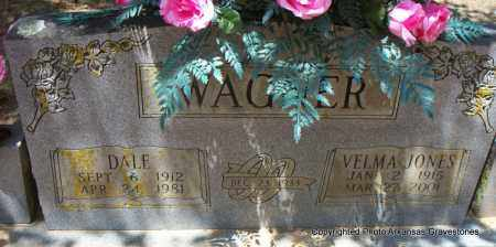 WAGNER, VELMA - Scott County, Arkansas | VELMA WAGNER - Arkansas Gravestone Photos