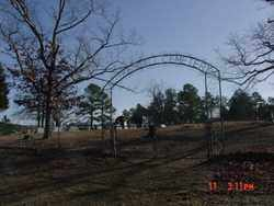 *KUYKENDALL CEMETERY GATE,  - Searcy County, Arkansas |  *KUYKENDALL CEMETERY GATE - Arkansas Gravestone Photos