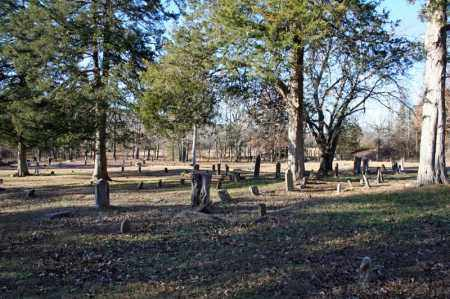 *HALL CEMETERY OVERVIEW 2,  - Searcy County, Arkansas |  *HALL CEMETERY OVERVIEW 2 - Arkansas Gravestone Photos