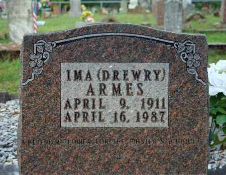 ARMES, IMA - Searcy County, Arkansas | IMA ARMES - Arkansas Gravestone Photos