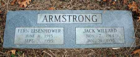 ARMSTRONG, JACK WILLARD - Searcy County, Arkansas | JACK WILLARD ARMSTRONG - Arkansas Gravestone Photos