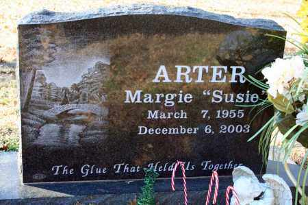 "MCCUTCHEON ARTER, MARGIE ""SUSIE"" - Searcy County, Arkansas | MARGIE ""SUSIE"" MCCUTCHEON ARTER - Arkansas Gravestone Photos"