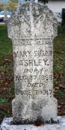 ASHLEY, MARY SUSAN - Searcy County, Arkansas | MARY SUSAN ASHLEY - Arkansas Gravestone Photos